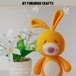 Free Crochet Pattern Rabbit Doll
