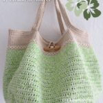 Free Crochet Pattern Spring Bag