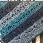 Free Crochet Pattern Wrapped in Kisses Blanket