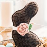 Free Crochet Pattern Chocolate Bunny