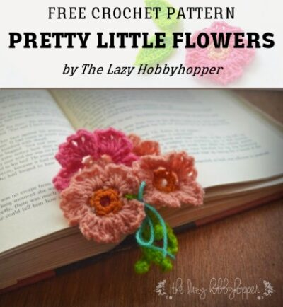 Free Crochet Pattern Pretty Little Flowers