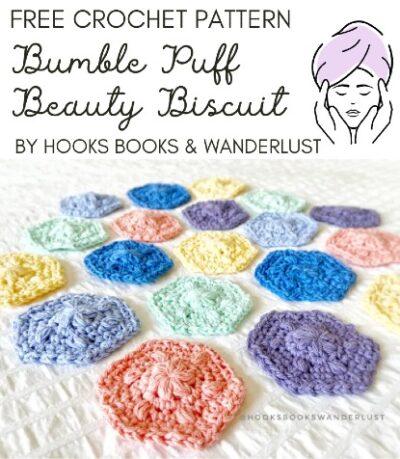 Free Crochet Pattern Beauty Biscuit