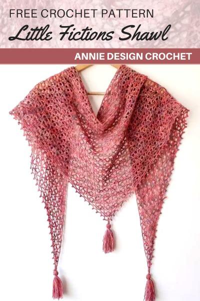 Free Crochet Pattern Little Fictions Shawl