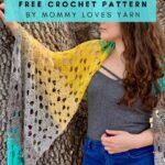 Free Crochet Pattern Cool Breeze Shawl