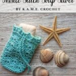 Free Crochet Pattern Thistle Stitch Soap Saver