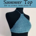 Free Crochet Pattern Summer Top