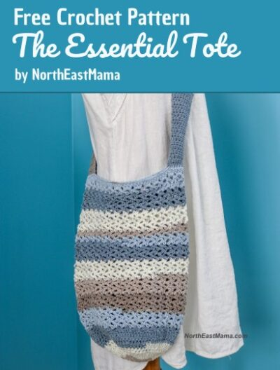 Free Crochet Pattern The Essential Tote
