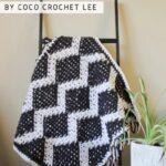 Free Crochet Pattern Basilisk Baby Blanket