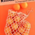 Free Crochet Pattern Reusable Produce Bag