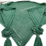 Free Crochet Pattern Deep Forest Scarf