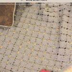Free Crochet Pattern Romantic Lattice Throw